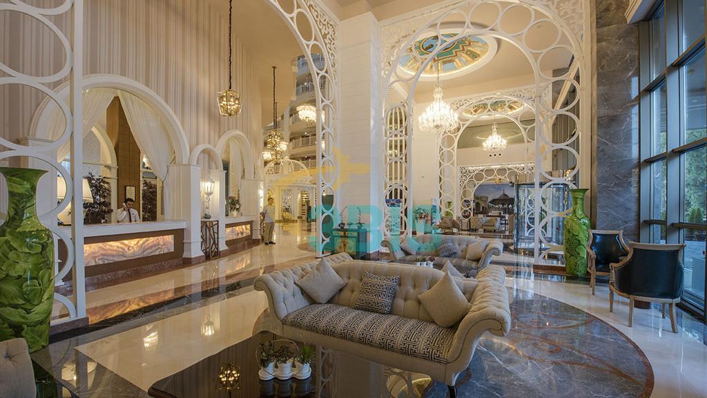 Hotel QUATTRO BEACH SPA & RESORT din Alanya Oferte și tarife. Birou de Rezervari. Calculează-ți oferta singur, in 2 minute!