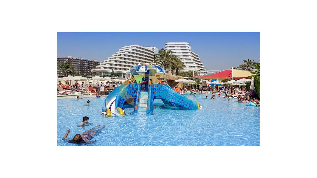 Hotel MIRACLE RESORT HOTEL din Lara Oferte și tarife. Birou de Rezervari. Calculează-ți oferta singur, in 2 minute!