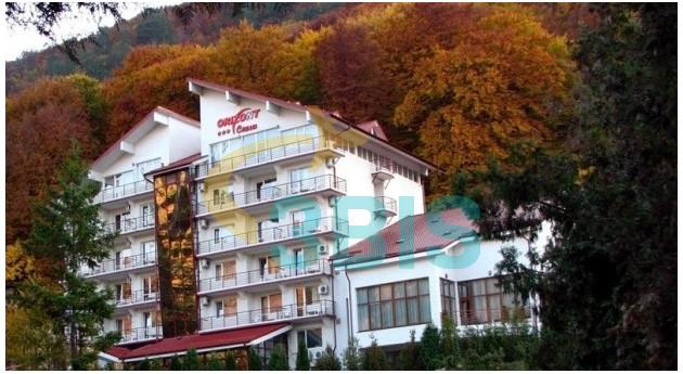 Hotel Orizont Cozia